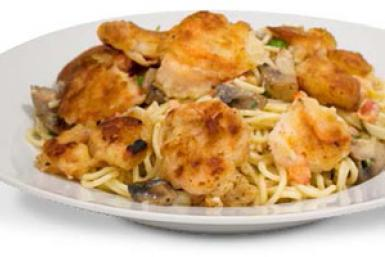 The Cheesecake Factory's Bistro Shrimp Pasta