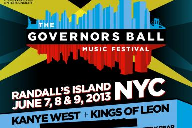 Governors Ball Initial Lineup