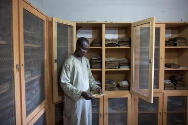 Djenne Library Of Manuscipts, Mali