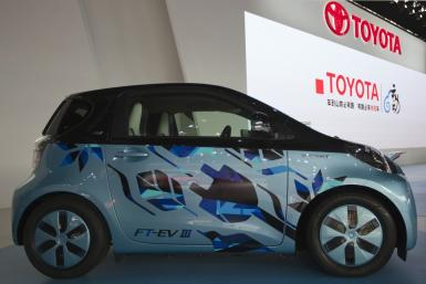 Toyota Electric 2