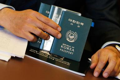 Korean Passports