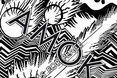 Atoms for Peace Amok Cover