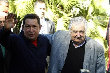 Mujica and Chavez