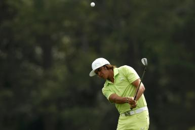 Rickie Fowler 2013 Masters