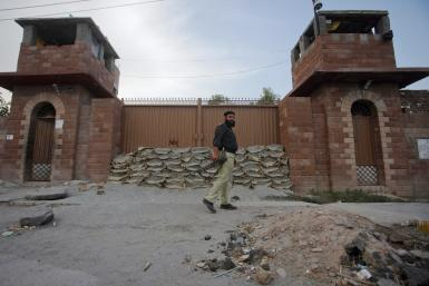 Peshawar Central Jail