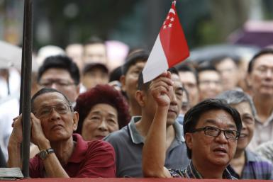 Singapore May Day