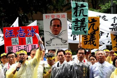 Taiwanese Protest