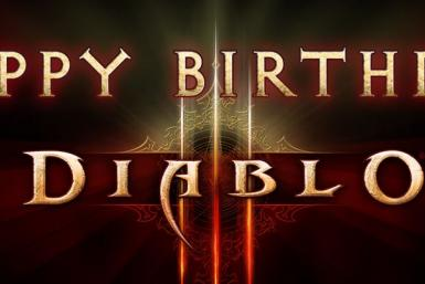 'Diablo 3' Birthday