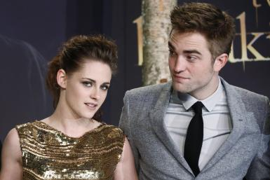 Stewart And Pattinson