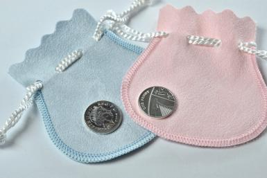Royal Baby Silver Penny