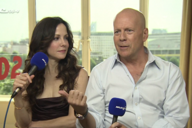 Mary-Louise Parker, Bruce Willis
