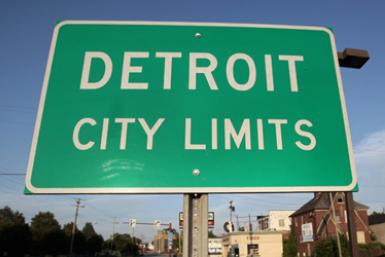 "Detroit Bailout: Does ""Too Big To Fail"" Now Include Cities? [VIDEO]"