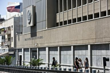 U.S. Embassies Closed