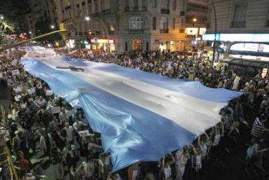 Argentine protests