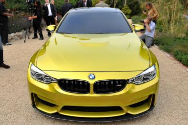 001 BMW M4 Front