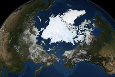 Arctic Losing Sea Ice