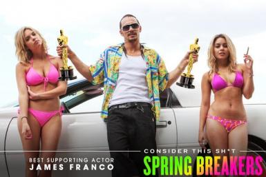 James Franco Wants An Oscar?