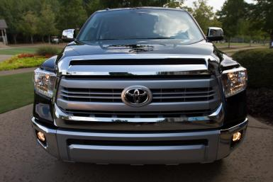 2014  Toyota Tundra 1794 Front Grille
