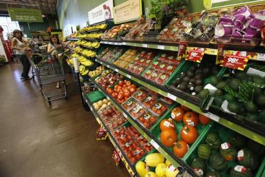 Grocery Store Calif Fresh and Easy 2012 2