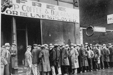 Great Depression Soup Kitchen Chicago WikiCommons 2