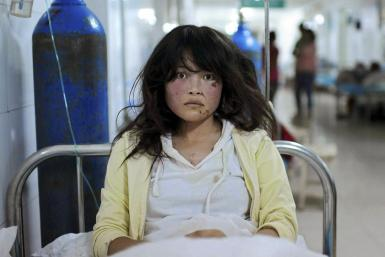 China Hospital Patient