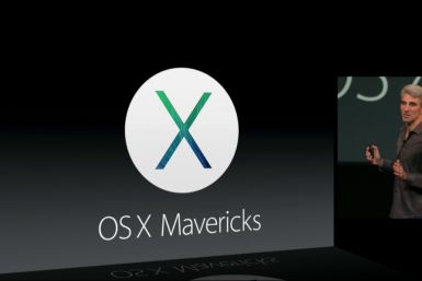 OS X Mavericks 1