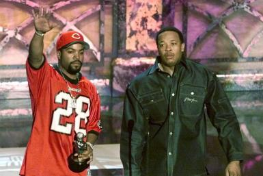 Dr. Dre and Ice Cube