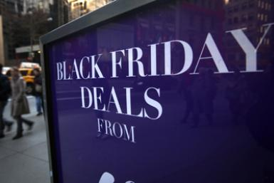 Black Friday: Stay Home, Buy Online