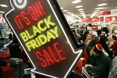 Black Friday Online Sales