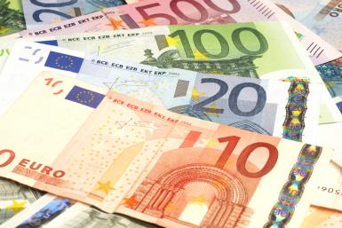 Euro notes Shutterstock