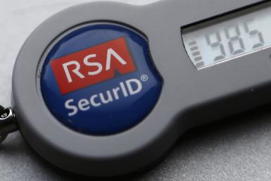 RSA SecurID dongle