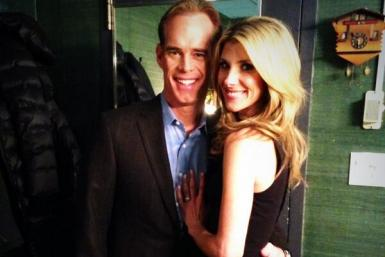 Joe Buck, Michelle Beisner