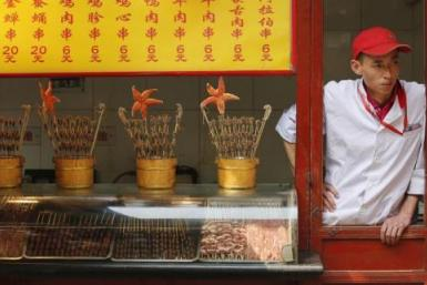 China Services Sector