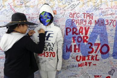Missing MH370