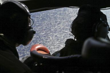 MH370 search
