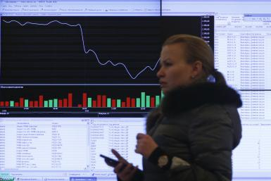 Russian stock markets