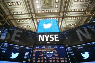 Twitter NYSE sky