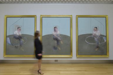 Francis Bacon's painting