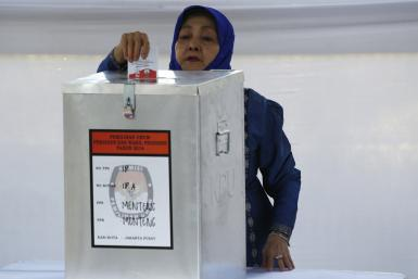Indonesia Elections_July09