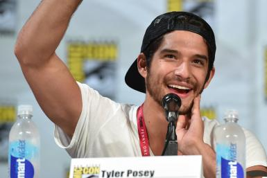 Tyler Posey San Diego Comic-Con 2014