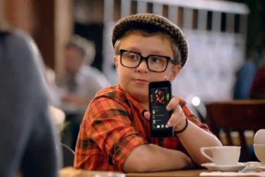 Amazon Fire Phone TV ad