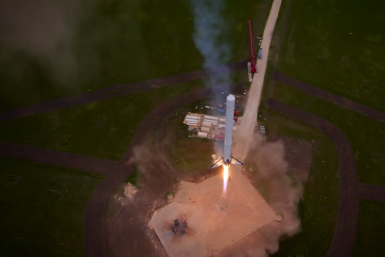 F9R SpaceX