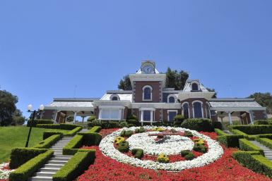 Neverland Ranch for Sale