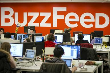 buzzfeed offices