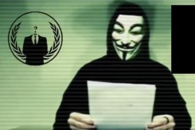 Anonymous Accounts Shut Down By Twitter