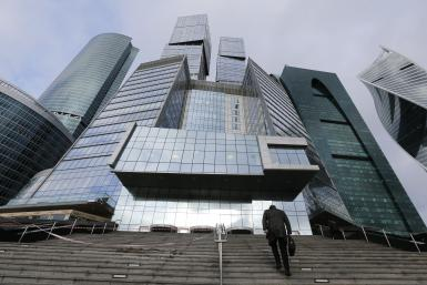 moscow office building