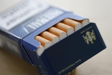AXA said Monday it would divest more than $2 billion in holdings from the tobacco industry. Here's why.
