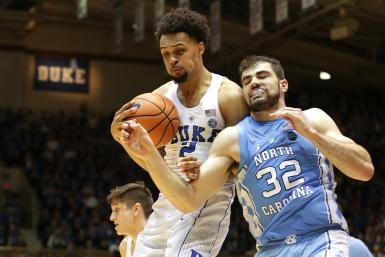 North Carolina Duke basketball