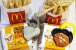 McDonald's Happy Meal are pictured in Los Angeles