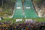 South Koreans cheer Pyeongchang's Selection to Host 2018 Winter Olympics